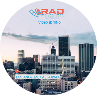 remote or online post production service in LA, california