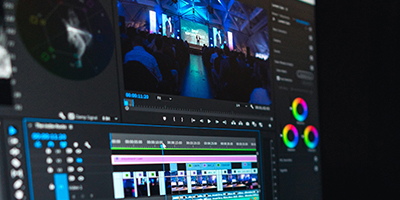 remote post production company to edit your film color