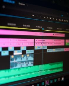 Video editing, video editing services